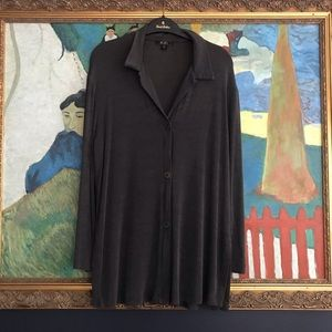BCBG Max Azria (Vintage) Stretch Tunic 2/$35